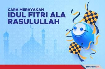 Ini Cara Merayakan Idul Fitri Seperti yang Rasulullah Lakukan