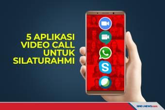 Mudik Dilarang, 5 Aplikasi Video Call Ini Bisa untuk Silaturahmi