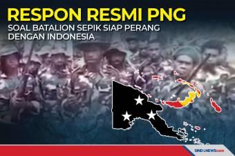 Respon Resmi PNG Soal Batalion Sepik Siap Perang dengan Indonesia