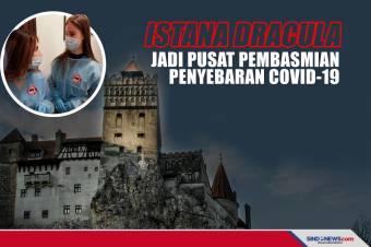 Istana Dracula Jadi Pusat Pembasmian Penyebaran COVID-19