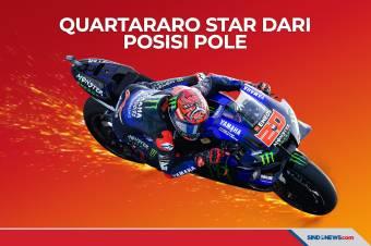 Quartararo Start dari Posisi Terdepan di Grand Prix Prancis