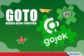 Resmi Merger, Gojek-Tokopedia Bentuk Entitas Baru: GoTo