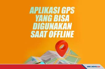 Lima Aplikasi GPS yang Bisa Digunakan saat Offline