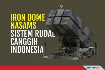 Tak Kalah Canggih dengan Israel, Indonesia Punya Iron Dome NASAMS