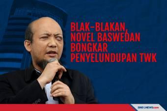 Blak-blakan, Novel Baswedan Bongkar Penyelundupan TWK