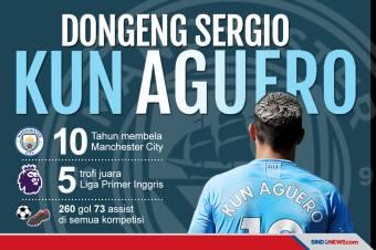 Pep Guardiola: Sergio Aguero Bakal Main Bareng Messi