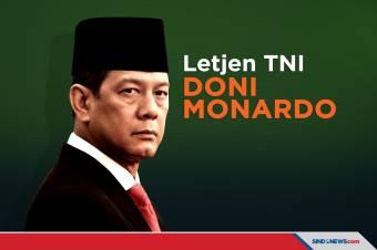 Akan memasuki Masa Pensiun, Kepala BNPB Doni Monardo Diganti