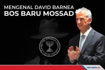 Barnea, Bos Baru Mossad yang Siap Cegah Iran Peroleh Bom Nuklir