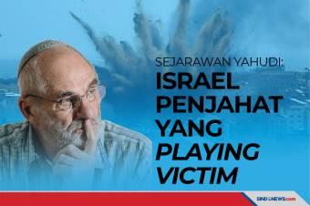 Sejarawan Yahudi: Israel Penjahat yang Playing Victim