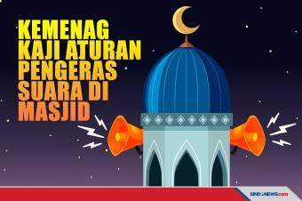 Kemenag Menyusun Aturan Penggunaan Pengeras Suara di Masjid