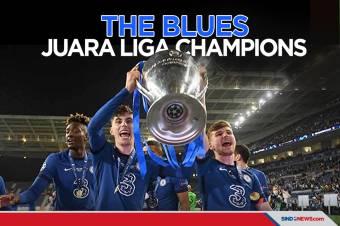 Kalahkan Man City, The Blues Juarai Liga Champions 2020/2021