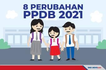 Daftar Anak Sekolah, Ini 8 Perubahan Penting di PPDB 2021