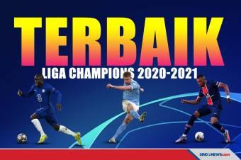 Lima Pemain Terbaik Liga Champions Musim 2020-2021