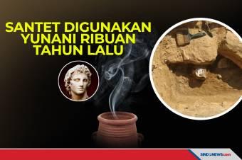 Terbukti Santet Telah Digunakan Orang Yunani Ribuan Tahun Lalu