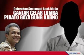 Gubernur Jawa Tengah Gelar Lomba Pidato Gaya Bung Karno