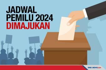 Jadwal Pelaksanaan Pemilu 2024 Dipercepat Menjadi 28 Februari