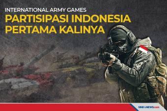 International Army Games, Indonesia Berpartisipasi Pertama Kali