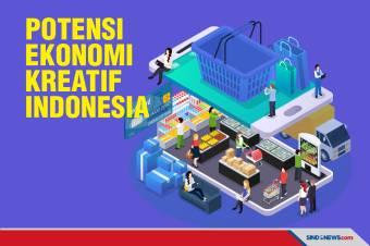 Potensi Ekonomi Kreatif Jadi Tulang Punggung Perekonomian