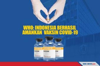 WHO: Sejak Awal Pandemi COVID-19, RI Berhasil Amankan Vaksin