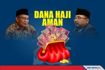 Kompak, Menko PMK dan Menag Tegaskan Dana Haji Aman