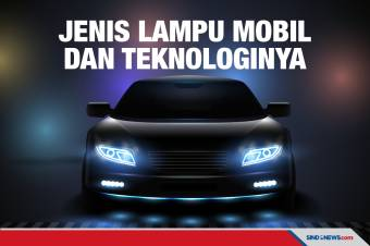 Kenali Jenis Lampu dan Teknologinya yang Ada di Mobil