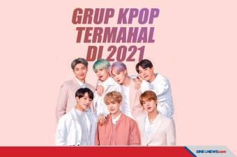 5 Grup Kpop Termahal Saat Ini, BTS Punya Proyek Fantastis