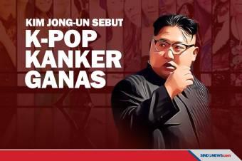 Mengancam Budaya Korut, Kim Jong-un Sebut K-Pop Kanker Ganas