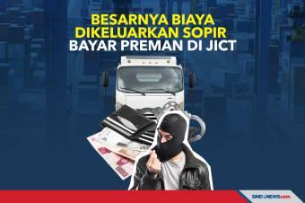 Biaya yang Dikeluarkan Sopir di JICT Tanjung Priok