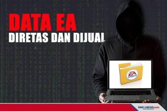 Data EA Diretas dan Dijual Seharga Rp3,9 Triliun