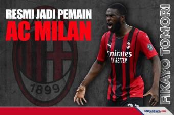 Permanen, Fikayo Tomori Resmi jadi Pemain AC Milan