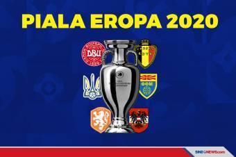 Piala Eropa 2020: Belanda dan Belgia Susul Italia ke 16 Besar