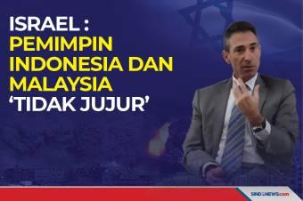 Israel : Pemimpin Indonesia dan Malaysia