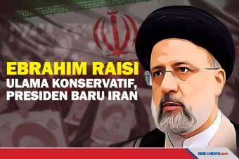 Ebrahim Raisi Terpilih Menjadi Presiden Baru Iran