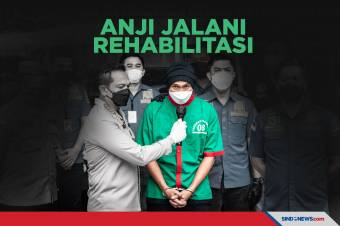 BNNP DKI Jakarta Rekomendasikan Anji Manji Jalani Rehabilitasi