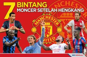 7 Bintang Moncer setelah Hengkang dari Manchester United