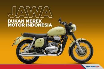 Motor Jawa, Tidak Ada Hubungannya dengan Indonesia
