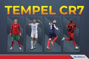 Ronaldo Terhenti, Patrik Schick Berpeluang Jadi Top Skor