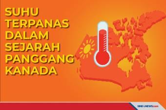 Ratusan Orang Meninggal Akibat Suhu Panas di Kanada