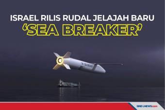 Israel Perkenalkan Rudal Jelajah Baru 'SEA BREAKER'