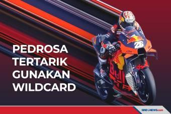 Punya Wildcard, Pedrosa Tergoda Kembali ke Balap MotoGP