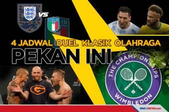 4 Jadwal Final Duel Klasik Olahraga Panaskan Akhir Pekan Ini