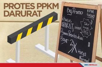 Protes PPKM Darurat, Kafe Naikan Harga untuk Aparat dan Pejabat