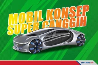 Deretan Mobil Konsep dengan Desain Gila yang Menggemparkan