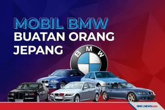 Deretan Mobil BMW yang Dibuat oleh Desainer Asal Jepang