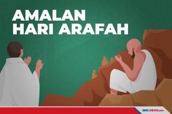 Keistimewaan dan Amalan di Hari Arafah, Hari Penuh Ampunan