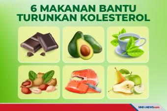 6 Makanan Turunkan Kolesterol Usai Makan Daging Kurban