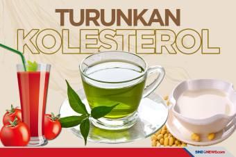 Tiga Minuman yang Membantu Turunkan Kadar Kolesterol