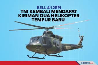 Helikopter Tempur Baru, TNI Kembali Dapat Dua kiriman dari PT DI