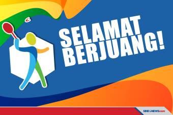 Jadwal Wakil Bulu Tangkis Indonesia di Olimpiade Tokyo 2020
