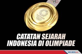 5 Rekor yang Mampu Diciptakan Indonesia di Olimpiade